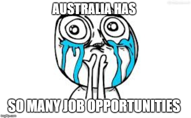Job opportunities after study in australia