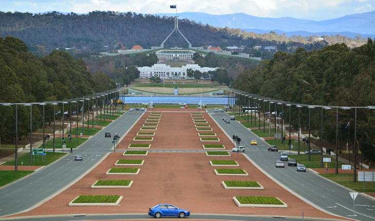 Student cities Canberra