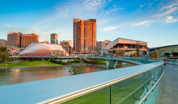 Student cities Adelaide