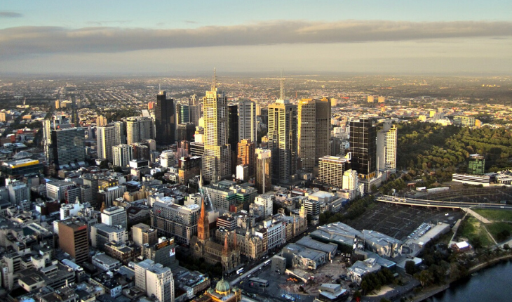 Student Cities Melbourne